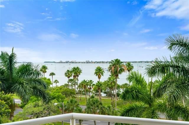 500 S Palm Avenue #41, Sarasota, FL 34236 (MLS #A4467663) :: McConnell and Associates
