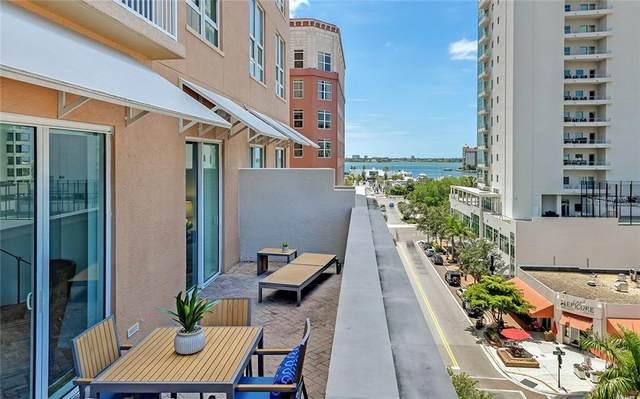 1350 Main Street #604, Sarasota, FL 34236 (MLS #A4467708) :: McConnell and Associates