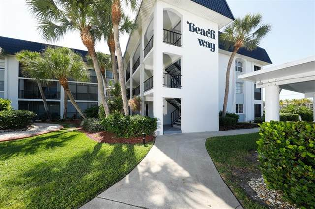 5600 Beach Way Drive #113, Sarasota, FL 34242 (MLS #A4467711) :: Godwin Realty Group