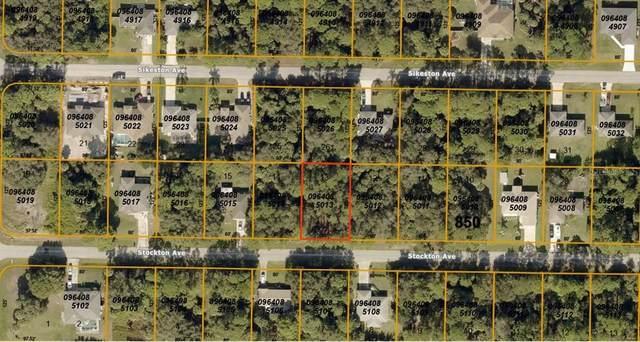 Stockton Avenue, North Port, FL 34286 (MLS #A4467772) :: Dalton Wade Real Estate Group