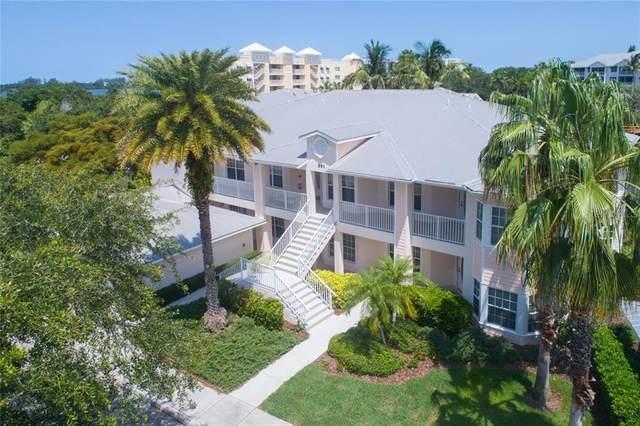 291 Hidden Bay Drive #102, Osprey, FL 34229 (MLS #A4467779) :: McConnell and Associates
