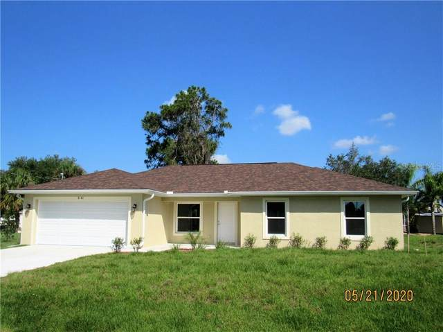 1617 N Lavina Street, North Port, FL 34286 (MLS #A4467783) :: The Duncan Duo Team