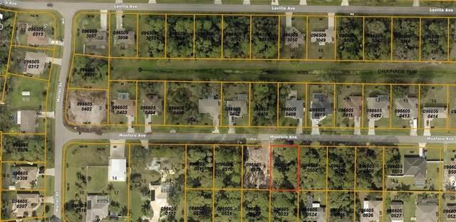 Monfero Avenue, North Port, FL 34286 (MLS #A4467794) :: Team Bohannon Keller Williams, Tampa Properties