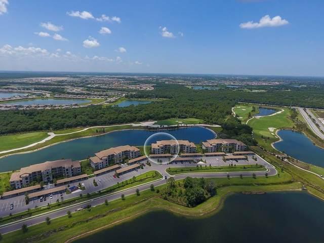 16804 Vardon Terrace #103, Bradenton, FL 34211 (MLS #A4467814) :: Griffin Group
