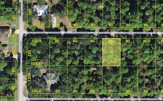 17397 Quentin Avenue, Port Charlotte, FL 33954 (MLS #A4467830) :: The Light Team