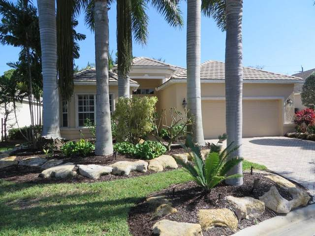 124 Turquoise Lane, Osprey, FL 34229 (MLS #A4467831) :: McConnell and Associates