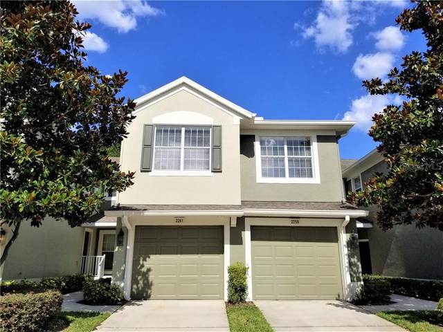 2261 Kings Palace Drive #2261, Riverview, FL 33578 (MLS #A4467911) :: Griffin Group