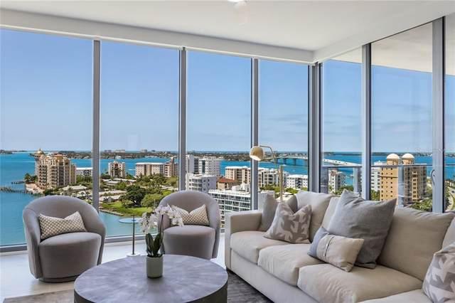 1155 N Gulfstream Avenue #1404, Sarasota, FL 34236 (MLS #A4467921) :: Prestige Home Realty
