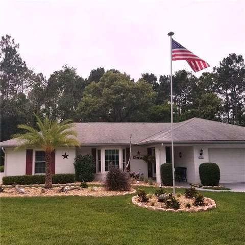 12 Linder Circle, Homosassa, FL 34446 (MLS #A4467986) :: Premium Properties Real Estate Services