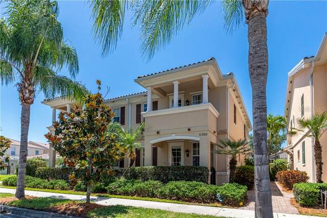 5392 Davini Street, Sarasota, FL 34238 (MLS #A4468063) :: Keller Williams Realty Peace River Partners