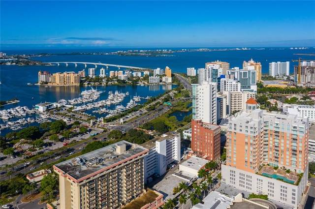 1350 Main Street #200, Sarasota, FL 34236 (MLS #A4468081) :: The Figueroa Team