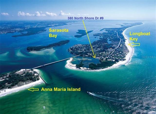 380 N Shore Road #4, Longboat Key, FL 34228 (MLS #A4468096) :: Keller Williams on the Water/Sarasota