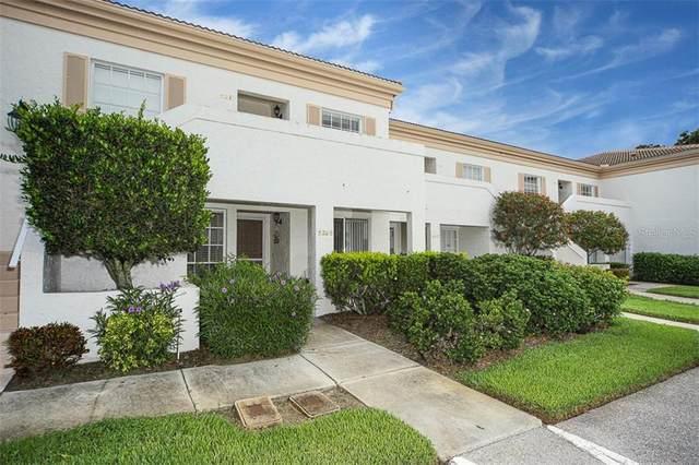 5209 Wedgewood Lane #17, Sarasota, FL 34235 (MLS #A4468105) :: Florida Real Estate Sellers at Keller Williams Realty