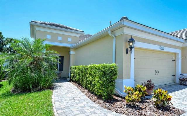 2110 Crystal Lake Trail, Bradenton, FL 34211 (MLS #A4468172) :: Gate Arty & the Group - Keller Williams Realty Smart
