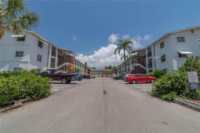 5905 Garden Lane H25, Bradenton, FL 34207 (MLS #A4468199) :: Medway Realty