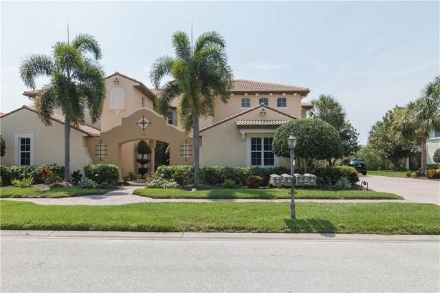 109 Bella Vista Terrace 3D, North Venice, FL 34275 (MLS #A4468265) :: The Paxton Group