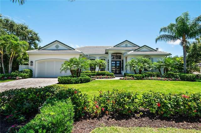 525 Bird Key Drive, Sarasota, FL 34236 (MLS #A4468298) :: Alpha Equity Team