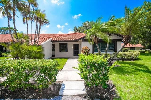 5635 Golf Pointe Dr #105, Sarasota, FL 34243 (MLS #A4468300) :: Alpha Equity Team