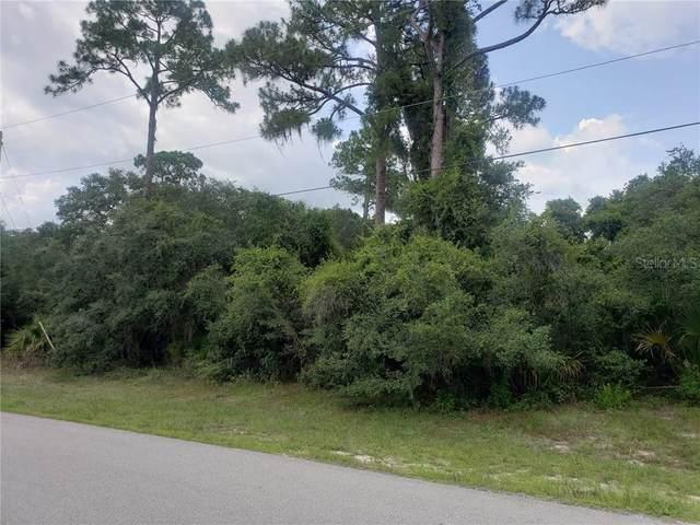 Talwood Terrace, North Port, FL 34288 (MLS #A4468312) :: Premier Home Experts