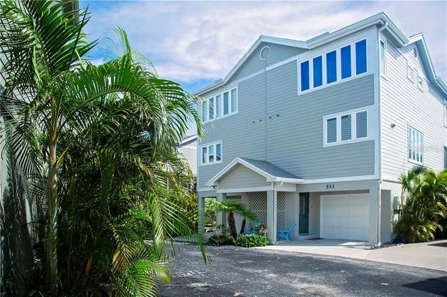 513 Forest Way, Longboat Key, FL 34228 (MLS #A4468321) :: Team Pepka