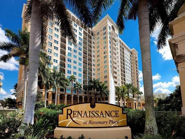 750 N Tamiami Trail #915, Sarasota, FL 34236 (MLS #A4468339) :: Sarasota Gulf Coast Realtors