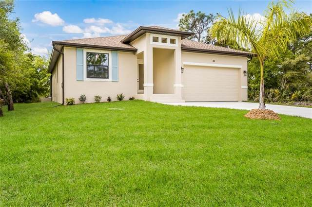 160 Green Oak Park, Rotonda West, FL 33947 (MLS #A4468348) :: Gate Arty & the Group - Keller Williams Realty Smart