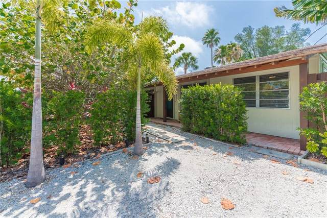 160 Harrison Drive #1, Sarasota, FL 34236 (MLS #A4468374) :: Cartwright Realty