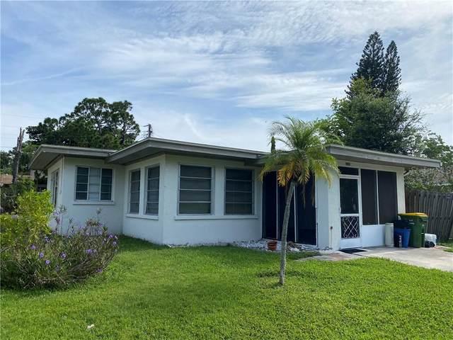 921 Indiana Lane, Sarasota, FL 34234 (MLS #A4468394) :: The Paxton Group