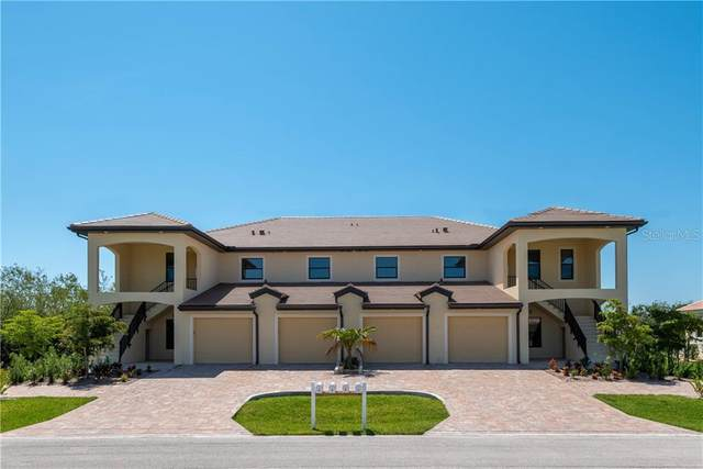 2059 Padre Island Drive #122, Punta Gorda, FL 33950 (MLS #A4468409) :: Homepride Realty Services