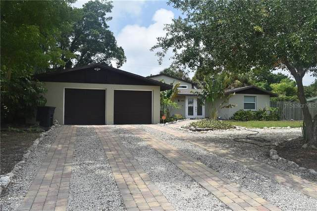 5401 Shadow Lawn Drive, Sarasota, FL 34242 (MLS #A4468411) :: Burwell Real Estate