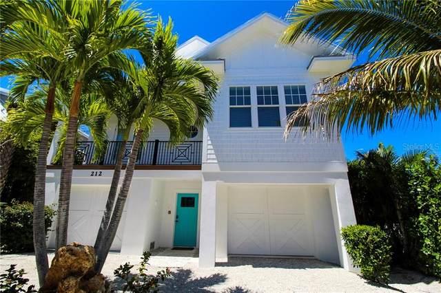 212 N Harbor Drive, Holmes Beach, FL 34217 (MLS #A4468450) :: Team Buky
