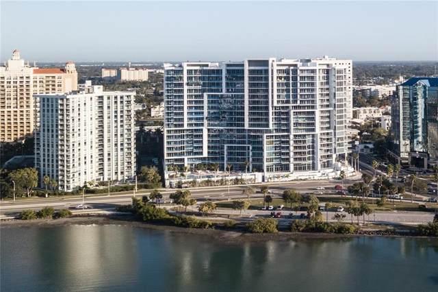 1155 N Gulfstream Avenue #1603, Sarasota, FL 34236 (MLS #A4468461) :: Burwell Real Estate
