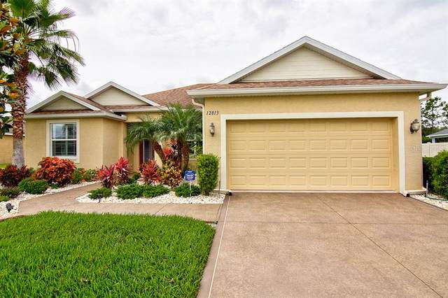 12813 49TH Lane E, Parrish, FL 34219 (MLS #A4468480) :: Team Bohannon Keller Williams, Tampa Properties