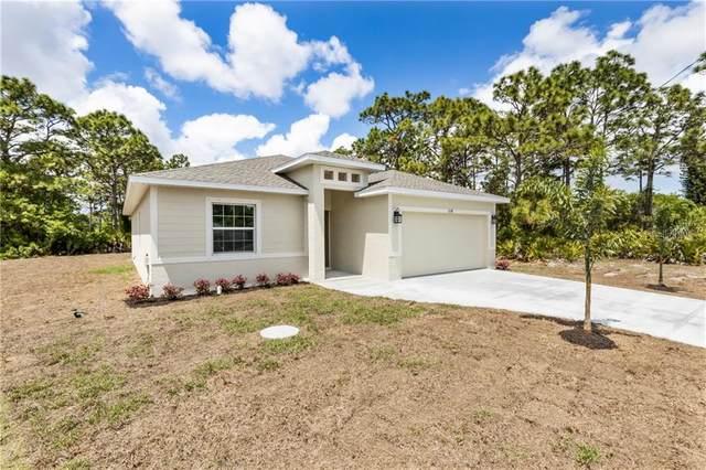 11170 Magdalena Avenue, Englewood, FL 34224 (MLS #A4468558) :: Florida Real Estate Sellers at Keller Williams Realty