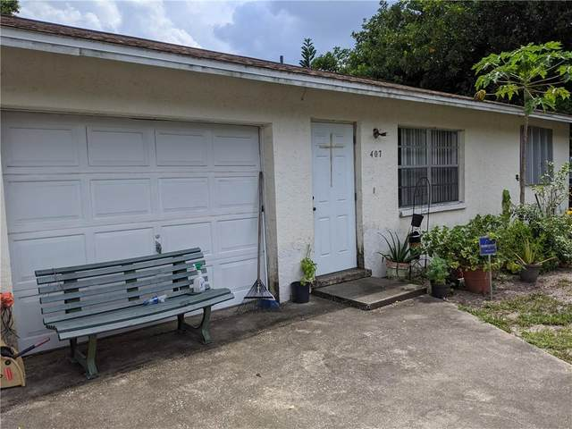 407 41ST Street E, Palmetto, FL 34221 (MLS #A4468606) :: Cartwright Realty