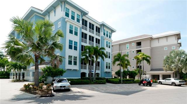 391 Aruba Circle #203, Bradenton, FL 34209 (MLS #A4468641) :: Delta Realty, Int'l.