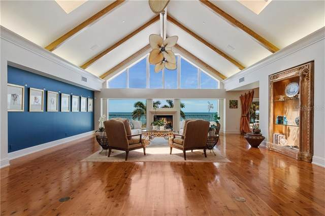 5541 Gulf Of Mexico Drive, Longboat Key, FL 34228 (MLS #A4468729) :: The Duncan Duo Team