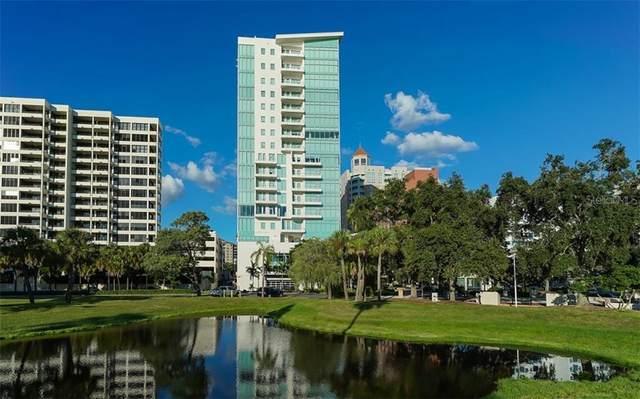 1301 Main Street #401, Sarasota, FL 34236 (MLS #A4468735) :: Globalwide Realty
