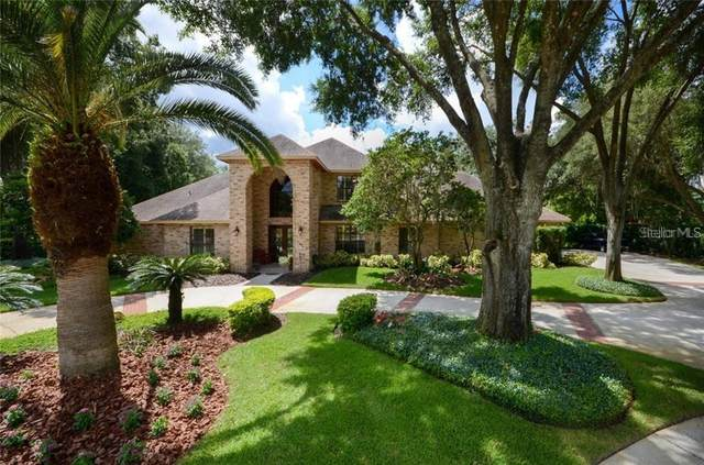 17820 Willow Lake Drive, Odessa, FL 33556 (MLS #A4468763) :: Team Bohannon Keller Williams, Tampa Properties