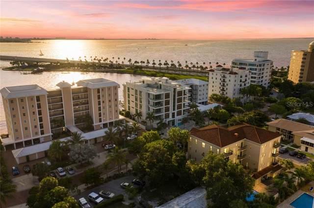 205 Golden Gate Point #401, Sarasota, FL 34236 (MLS #A4468832) :: Team Pepka