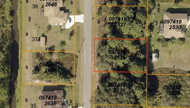 0974182526 Florala Street, North Port, FL 34287 (MLS #A4468848) :: The Duncan Duo Team