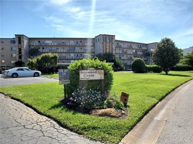4440 Ironwood Circle 206D, Bradenton, FL 34209 (MLS #A4468850) :: Team Bohannon Keller Williams, Tampa Properties