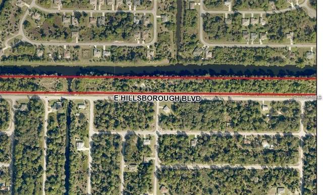 E Hillsborough Boulevard, North Port, FL 34288 (MLS #A4468862) :: Griffin Group