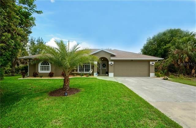 174 Linda Lee Drive, Rotonda West, FL 33947 (MLS #A4468872) :: Delgado Home Team at Keller Williams