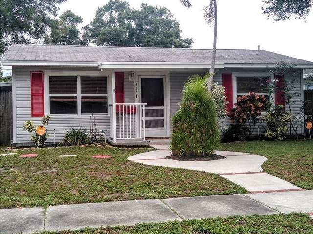 721 43RD Avenue N, St Petersburg, FL 33703 (MLS #A4468885) :: Baird Realty Group