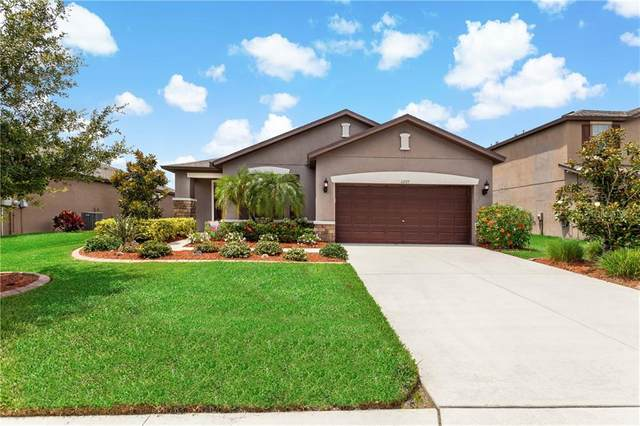 11227 58TH STREET Circle E, Parrish, FL 34219 (MLS #A4468907) :: Cartwright Realty