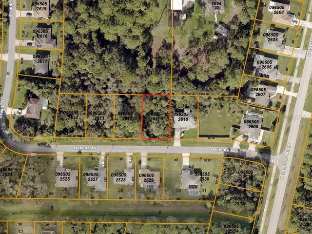 Mokena Avenue, North Port, FL 34286 (MLS #A4468919) :: Rabell Realty Group