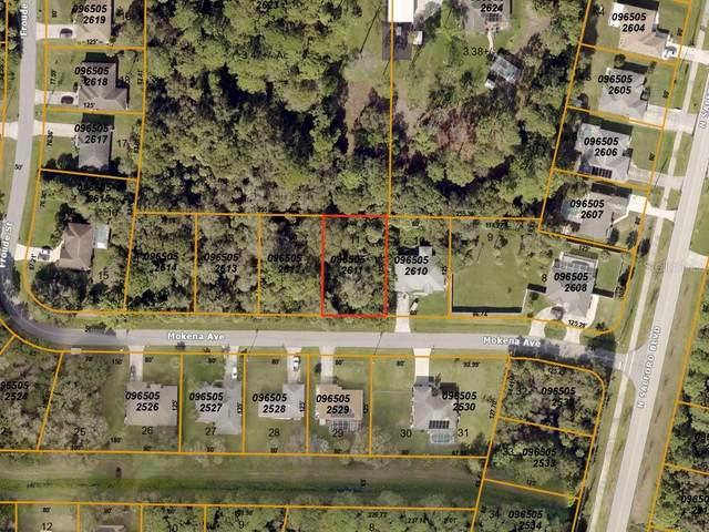 Mokena Avenue, North Port, FL 34286 (MLS #A4468919) :: KELLER WILLIAMS ELITE PARTNERS IV REALTY