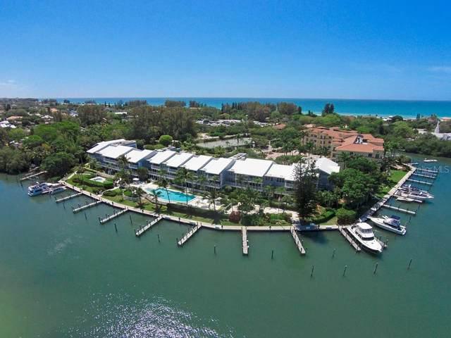 615 Dream Island Road #201, Longboat Key, FL 34228 (MLS #A4468928) :: Sarasota Home Specialists