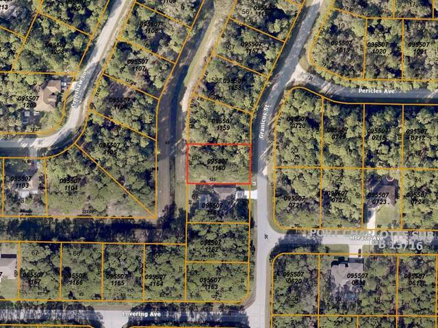 Granicus Street, North Port, FL 34286 (MLS #A4468958) :: The Duncan Duo Team